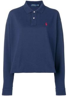 Ralph Lauren: Polo long-sleeved polo shirt
