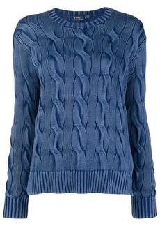 Ralph Lauren: Polo longsleeved knitted top