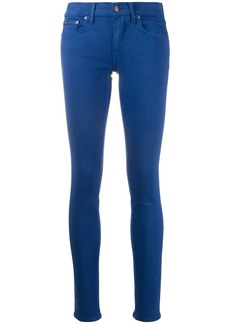 Ralph Lauren: Polo low-rise skinny jeans