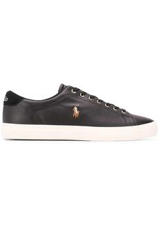 Ralph Lauren Polo low top contrast logo sneakers