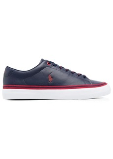 Ralph Lauren Polo low-top logo-print sneakers