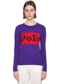 Ralph Lauren: Polo Merino Wool & Cashmere Sweater