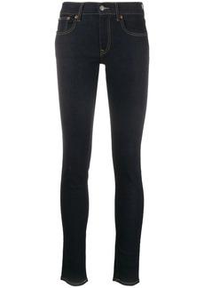 Ralph Lauren: Polo mid-rise slim-fit jeans