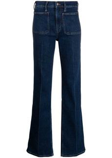 Ralph Lauren: Polo mid-rise straight-leg trousers