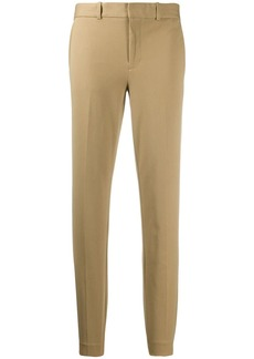 Ralph Lauren: Polo mid-rise tapered-leg trousers