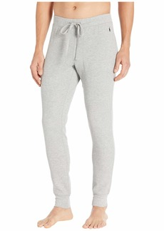 Ralph Lauren Polo Midweight Waffle Solid Jogger Pants