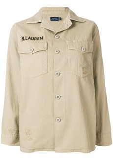 Ralph Lauren: Polo Military shirt