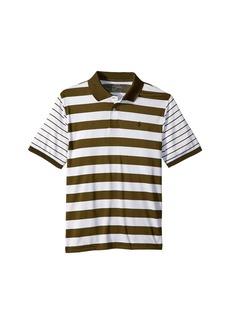 Ralph Lauren: Polo Moisture-Wicking Polo Shirt (Big Kids)