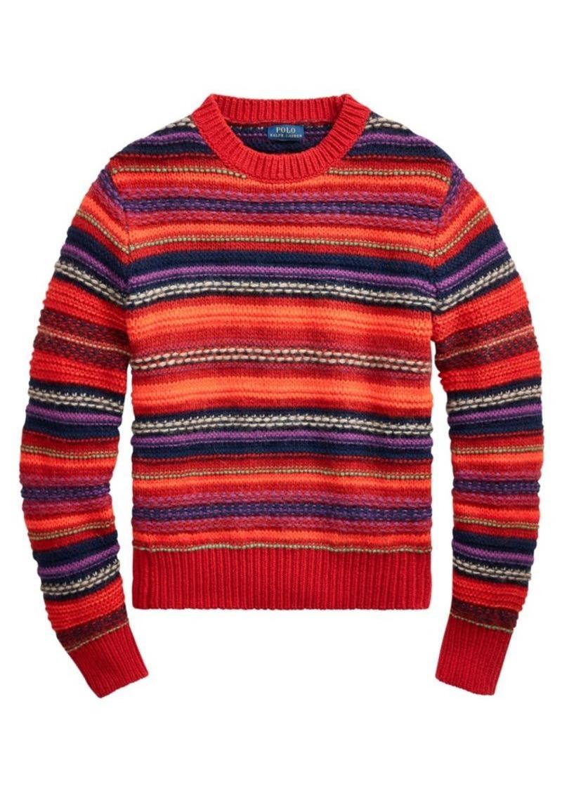 Ralph Lauren: Polo Multi-Striped Knit Pullover