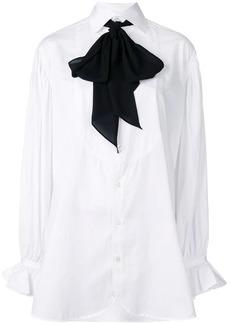 Ralph Lauren: Polo necktie buttoned shirt