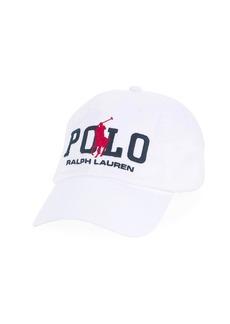 Ralph Lauren Polo New Bond Cotton Chino Baseball Cap