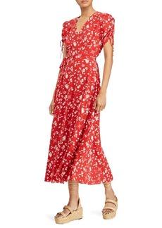 Ralph Lauren: Polo Ocean Wrap Dress