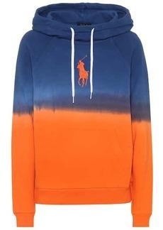 Ralph Lauren: Polo Ombré cotton hoodie