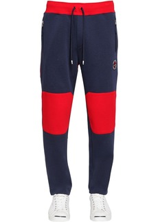 Ralph Lauren Polo P1 Color Block Nylon Pique Sweatpants