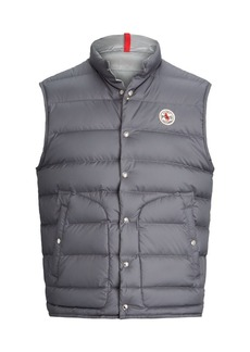 Ralph Lauren Polo Packable Quilted Down Vest
