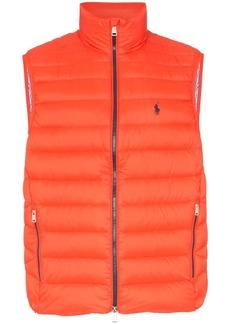 Ralph Lauren Polo padded gilet jacket