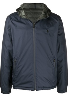 Ralph Lauren Polo padded hooded jacket