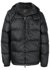 Ralph Lauren Polo padded hoodie jacket