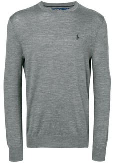 Ralph Lauren Polo slim-fit knit jumper