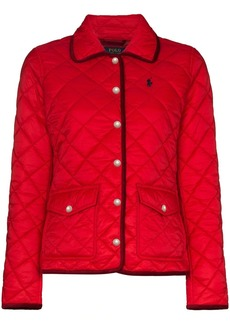Ralph Lauren: Polo Perpetual quilted jacket