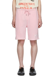 Ralph Lauren Polo Pink '1992' Shorts