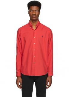 Ralph Lauren Polo Pink Classic Fit Shirt