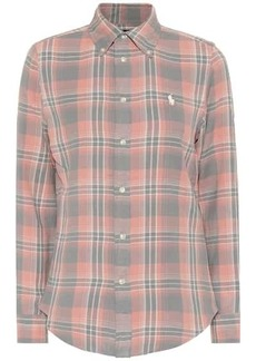 Ralph Lauren: Polo Plaid cotton shirt