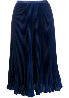 Ralph Lauren: Polo pleated mid skirt