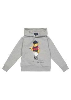 Ralph Lauren: Polo Polo Bear cotton-blend hoodie