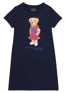 Ralph Lauren: Polo Polo Bear cotton dress