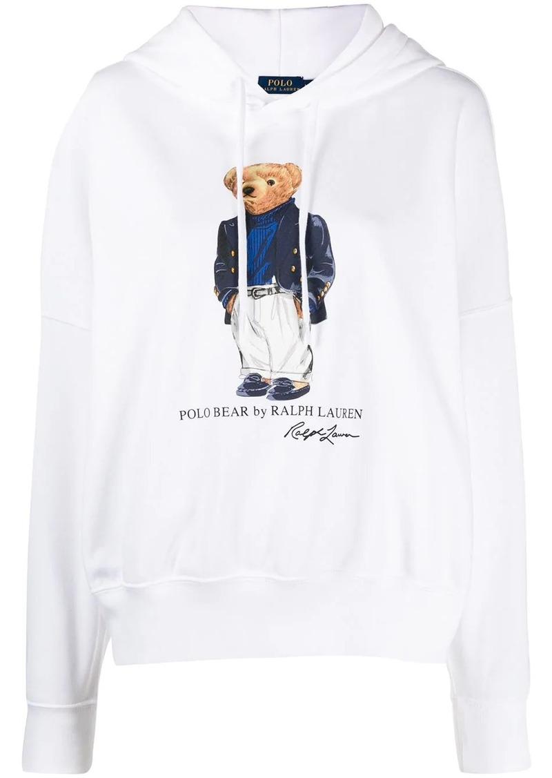 Ralph Lauren: Polo Polo Bear hooded sweatshirt