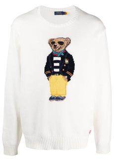 Ralph Lauren Polo Polo bear knitted jumper