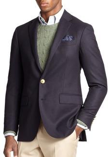 Ralph Lauren Polo Polo Doeskin Blazer