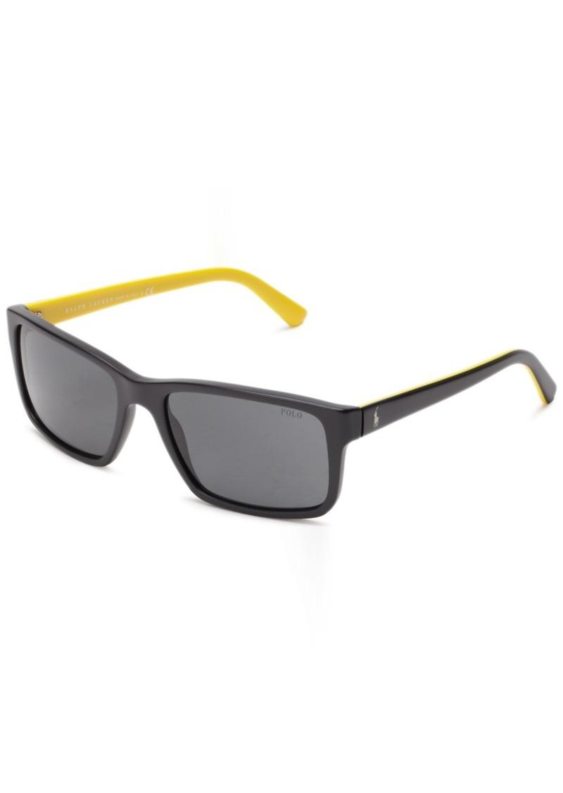 Ralph Lauren Polo Polo Ralph Lauren 0PH4076 524487 Rectangular Sunglasses