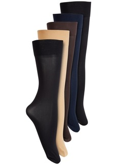 Ralph Lauren: Polo Polo Ralph Lauren 5-Pk. 400N Dress Trouser Socks