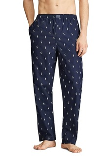 Ralph Lauren Polo Polo Ralph Lauren Allover Pony Print Pajama Pants