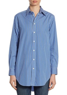 Ralph Lauren: Polo Polo Ralph Lauren Slim-Fit Striped Button-Down Shirt