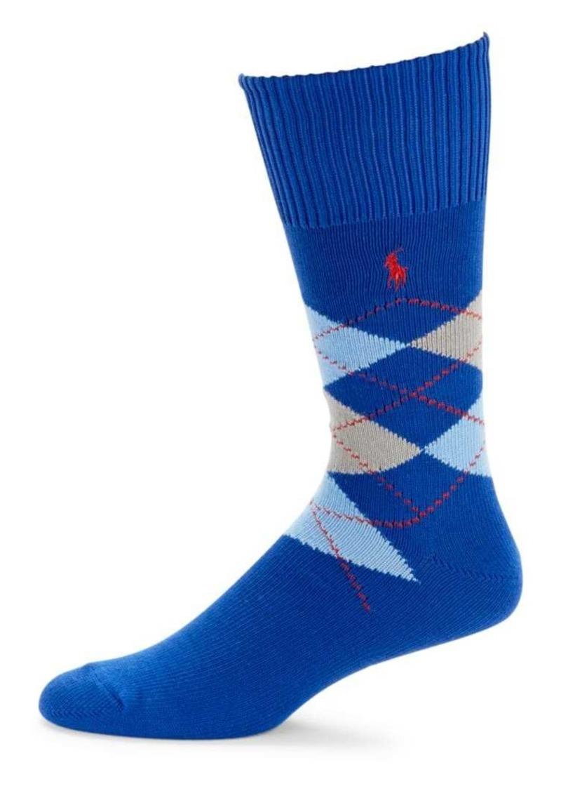 Ralph Lauren Polo Polo Ralph Lauren Argyle Socks