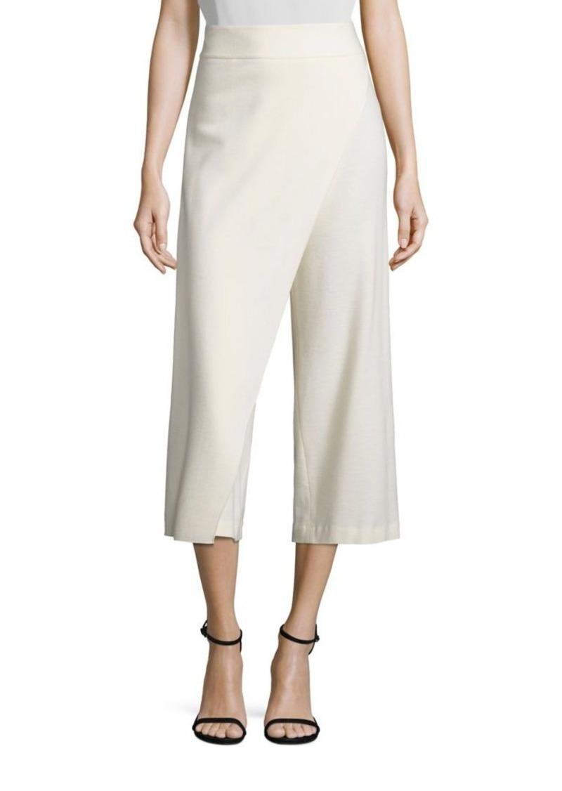 Ralph Lauren: Polo Polo Ralph Lauren Asymmetrical Overlay Culottes