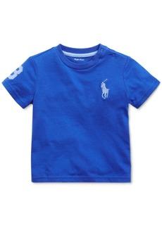 Ralph Lauren: Polo Polo Ralph Lauren Baby Boy Cotton Jersey T-Shirt