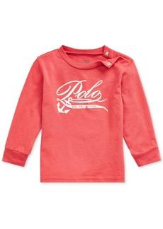 Ralph Lauren: Polo Polo Ralph Lauren Baby Boys Basic Long-Sleeve Top, Created For Macy's