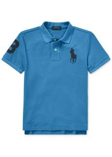 Ralph Lauren: Polo Polo Ralph Lauren Baby Boys Cotton Mesh Polo