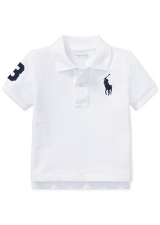 Ralph Lauren: Polo Polo Ralph Lauren Baby Boys Cotton Polo