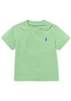 Ralph Lauren: Polo Polo Ralph Lauren Baby Boys Cotton T-Shirt