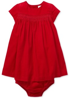 Ralph Lauren: Polo Polo Ralph Lauren Baby Girls Corduroy Dress