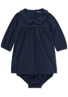 Ralph Lauren: Polo Polo Ralph Lauren Baby Girls Metallic Dress