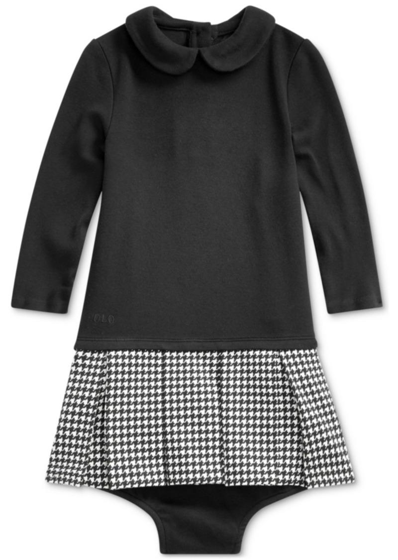 Ralph Lauren: Polo Polo Ralph Lauren Baby Girls Shirtdress & Bloomer