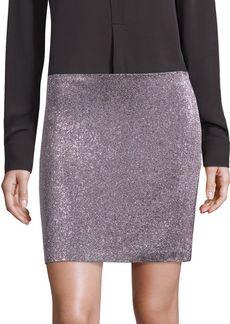 Polo Ralph Lauren Beaded Mini Skirt