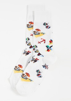 Ralph Lauren Polo Polo Ralph Lauren Bearwaiian Slack Socks