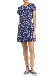 Ralph Lauren: Polo Polo Ralph Lauren Belted Mini Dress